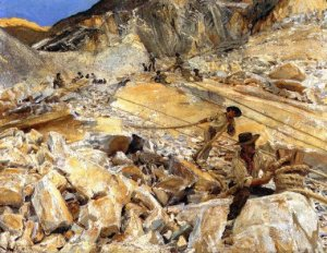 john-singer-sargent-bringing-down-marble-from-the-quarries-to-carrara