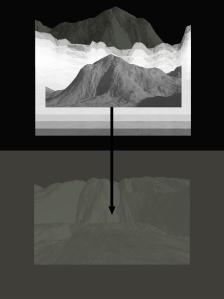 Glacial Print  II