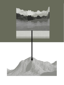 Glacial Print IV