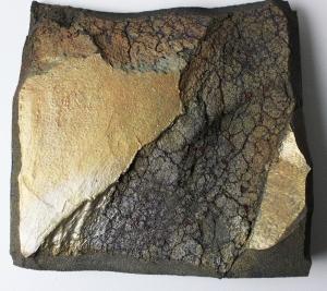 Polyfoam Geode Triptych - 2