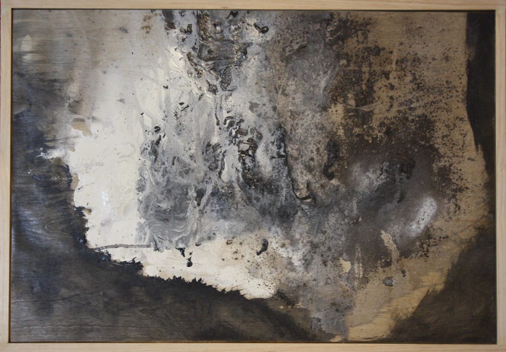 Sediment Painting I