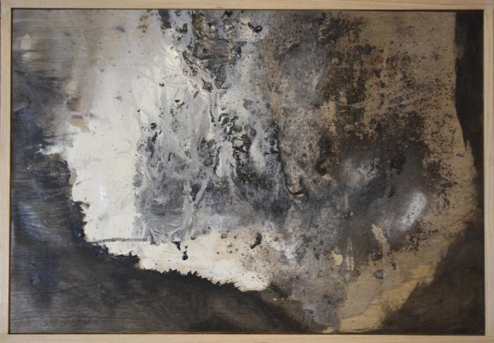 Sediment Painting I