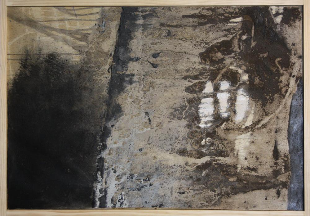 Sediment Painting II